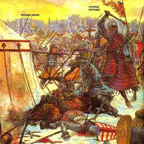 Битва на реке Сить-1